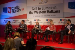 """Call to Europe in the Western Balkans"""