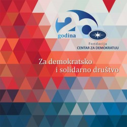 20 years of Center for Democracy – For Democratic and Solidar Society