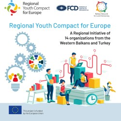 Regional Youth Compact for Europe (Leaflet)