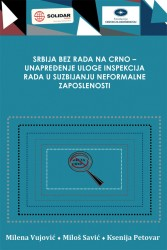 Serbia Without Illegal Work – Enhancing the Role of Inspections in Preventing Undeclared Employment