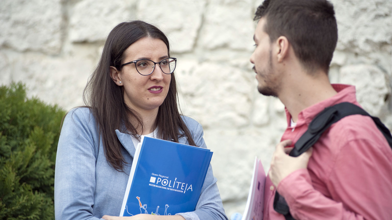 Students from Western Balkans Ready to Actively Engage in Reforms