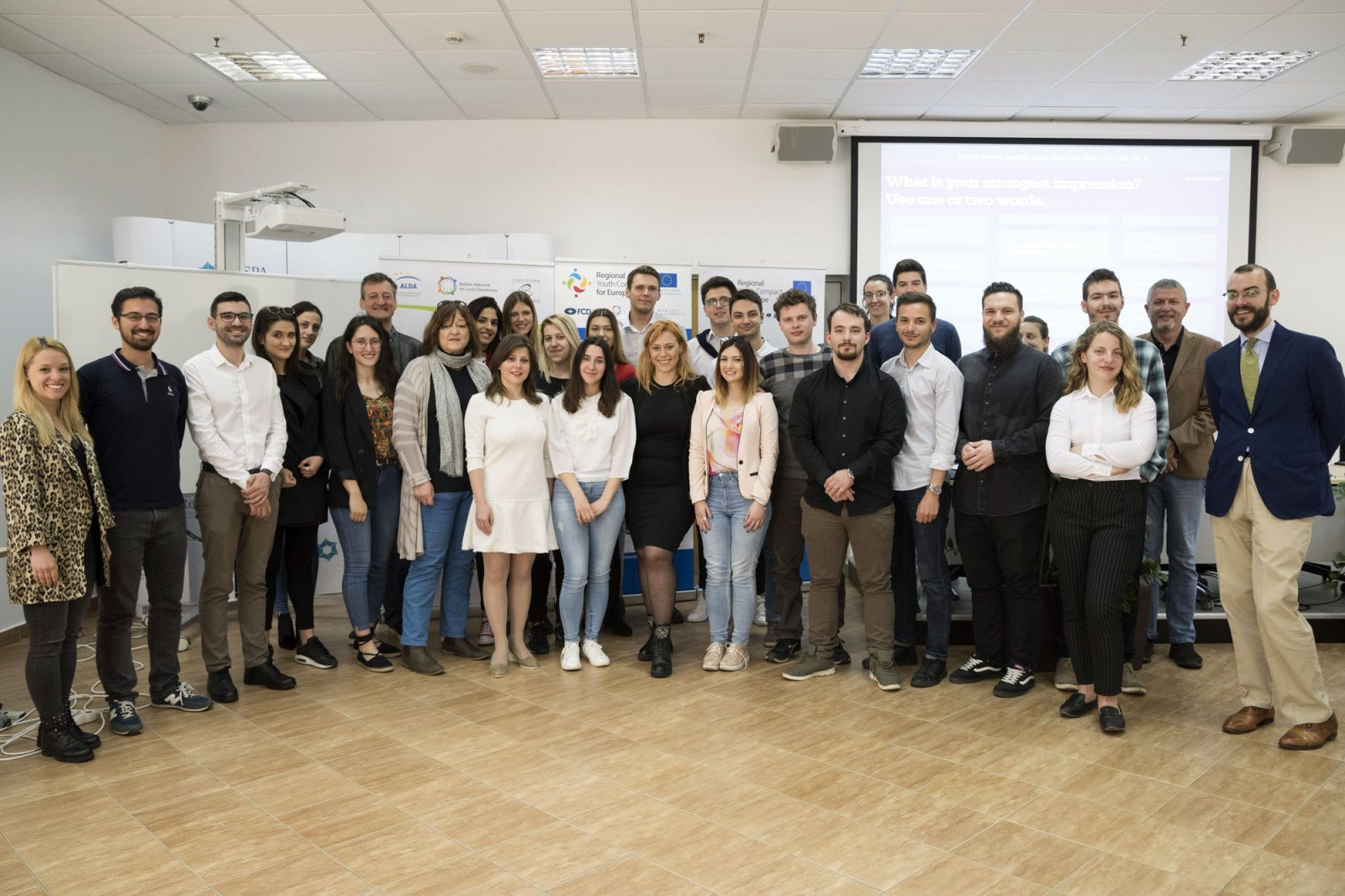 Uspešno završena POLITEIA, prva regionalna škola za mlade sa Zapadnog Balkana